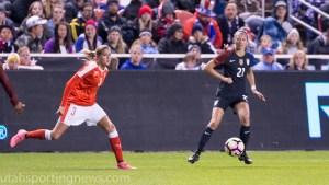 US Women's National Team (USWNT) - Utah Sporting News