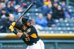 Bees Catcher Tony Sanchez