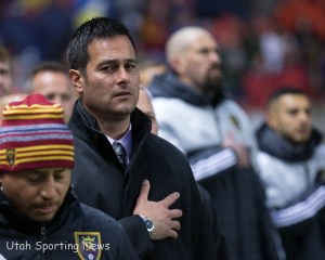 Head Coach Mike Petke