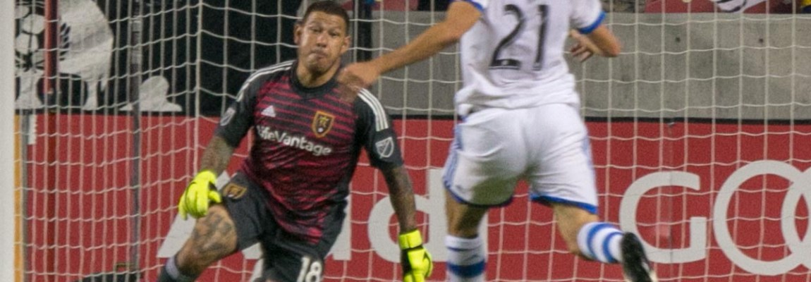 RSL draws at home against an aggressive Montreal squad