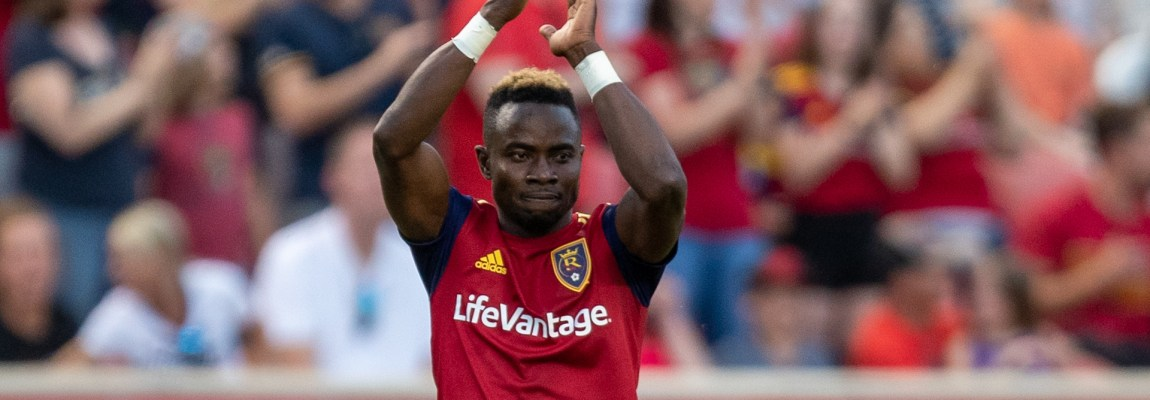 RSL another home win in a battle against Columbus Crew