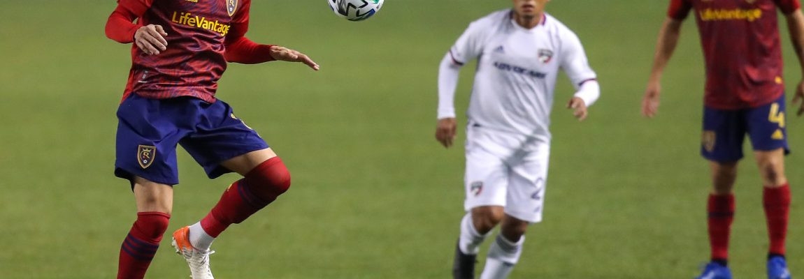 RSL and FC Dallas draw at Rio Tinto