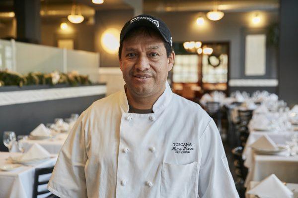 Utah Chef Profile Guillermo Torres of Cucina Toscana  Utah Stories