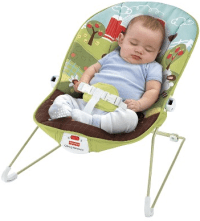 Baby Bouncer question : Parenting