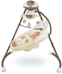 Fisher Price Cradle & Swing $99 shipped (reg $170)