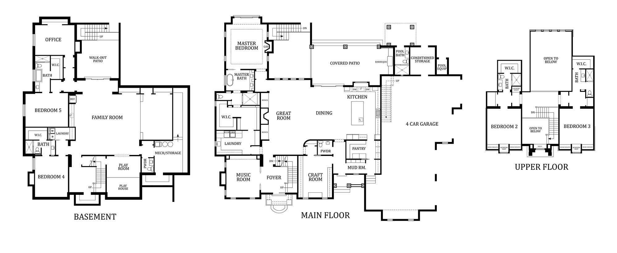 Highland Fields Estate Home 30