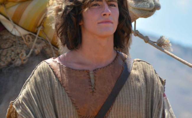 Man Who Plays Nephi In Upcoming Book Of Mormon Videos