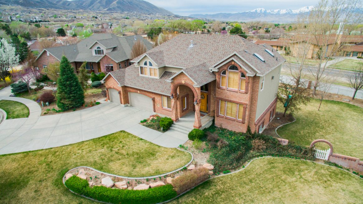 aerial photography real estate dealer utah