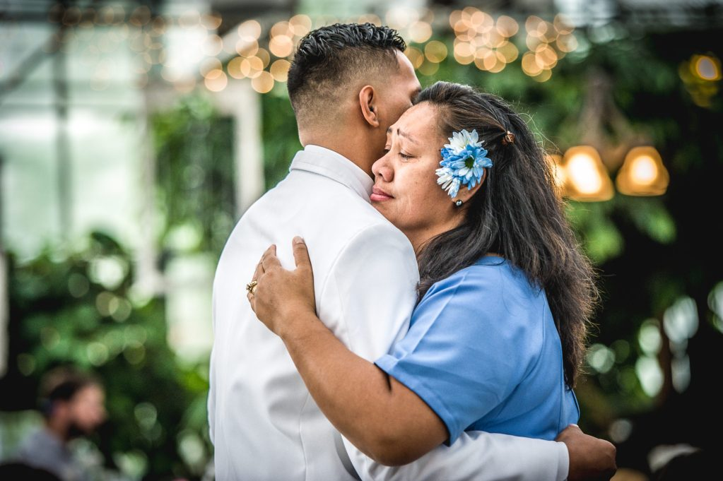mother son dance Ryan hender photography le garden wedding venue sandy utah