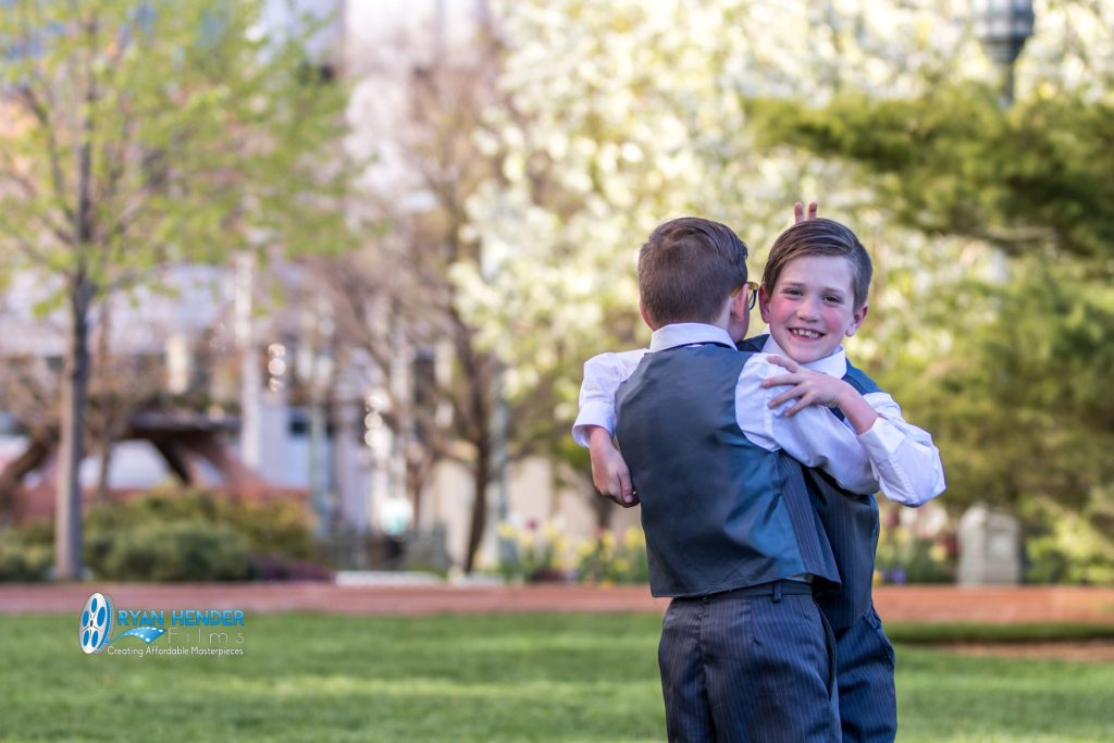 temple square photography baptism photos Ryan hender films