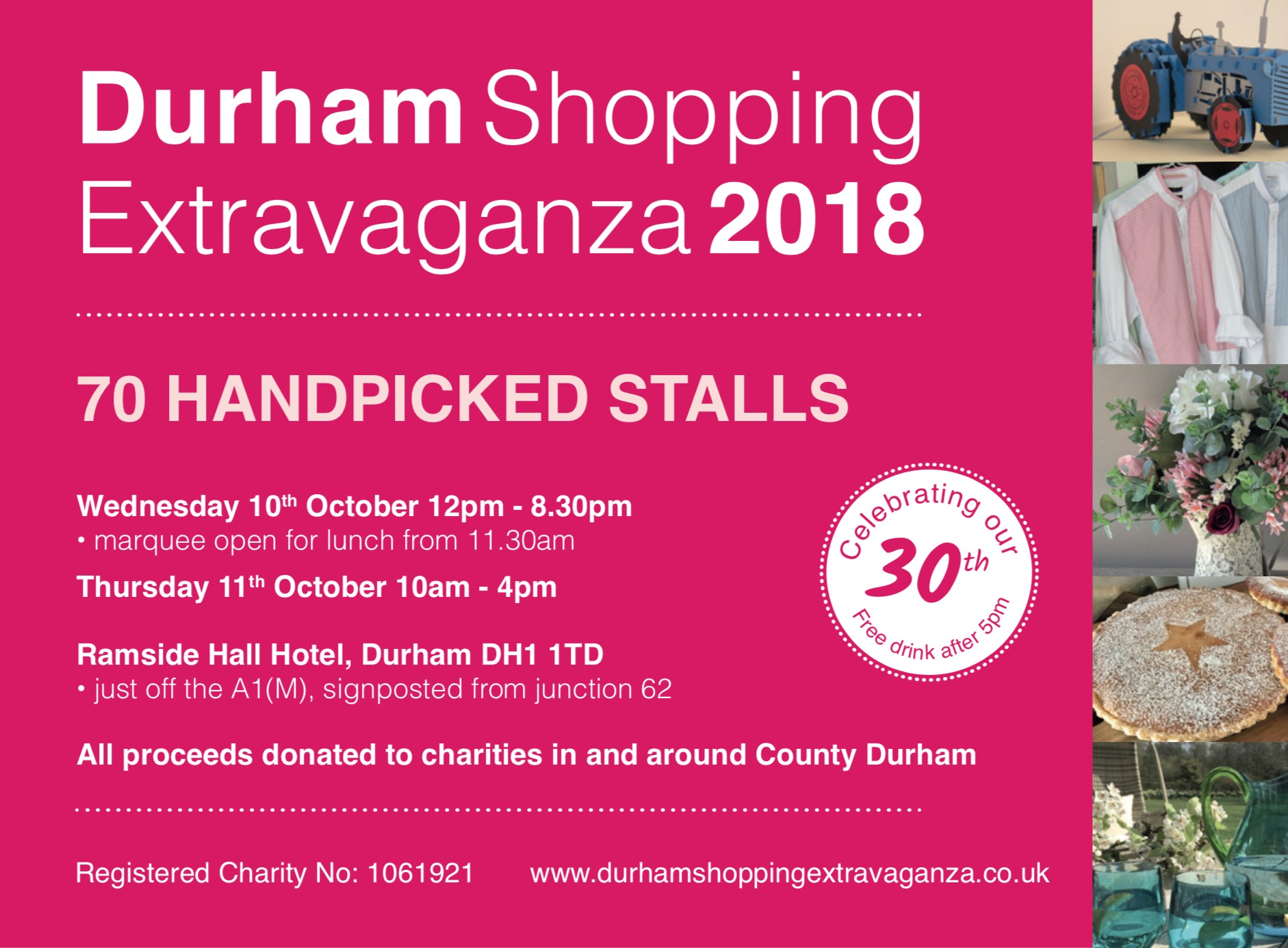 Would You Like A Lift To The Durham Shopping Extravaganza Utass