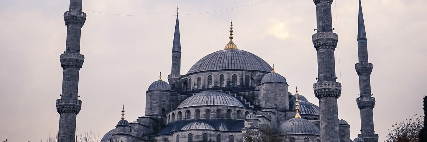 A Kék Mecset, az ókori Hippodrom maradványai, valamint étkezés Isztambulban 2