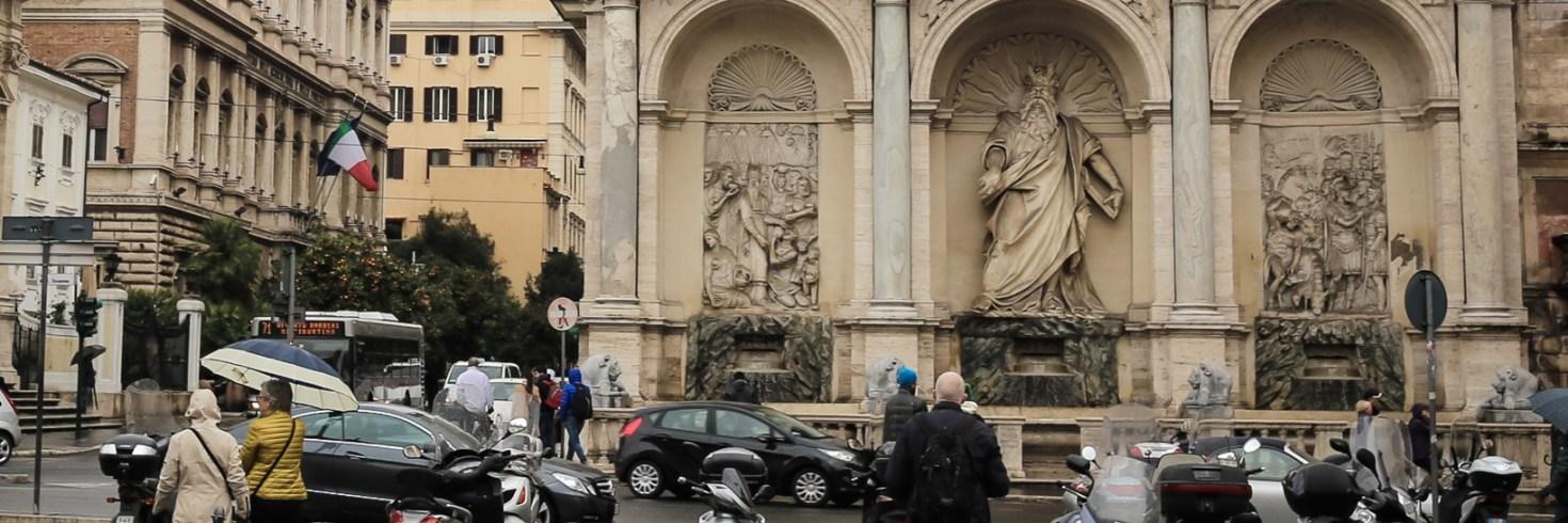 Róma 2.2: pápák és művészek versengése, valamint ami ránk maradt belőle: anekdoták és szökőkutak
