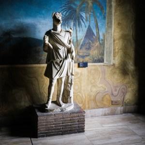 róma vatikán múzeum egyiptomi részleg