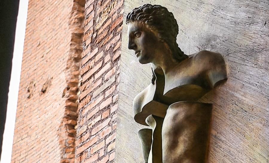 Róma 2.1: Szűz Mária-templomok és ókori fürdők