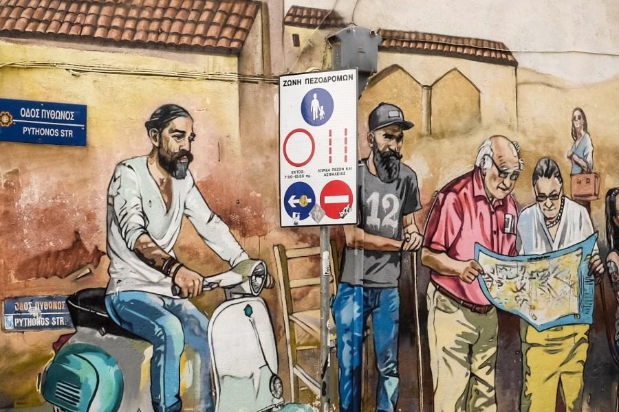 Nicosia, az utolsó kettészakított főváros Európában