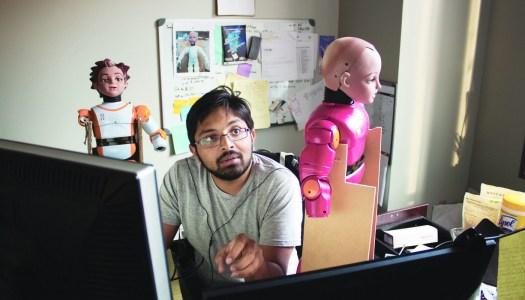 Alumni build therapeutic bots for autistic children