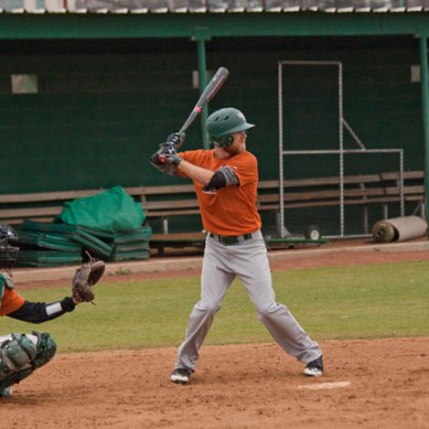 Baseball team heads to ASC tourney
