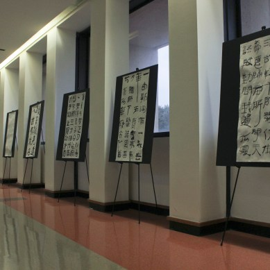 Chinese films, calligraphy showcased in culture week