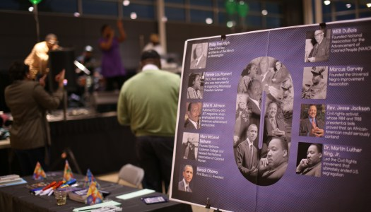 Black History Month kicks off on a high note