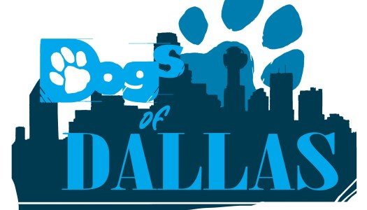 Dogs of Dallas: Happy, Chester and Pretty