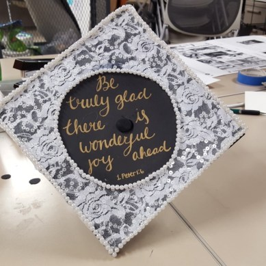 Pinpossible: Graduation Cap