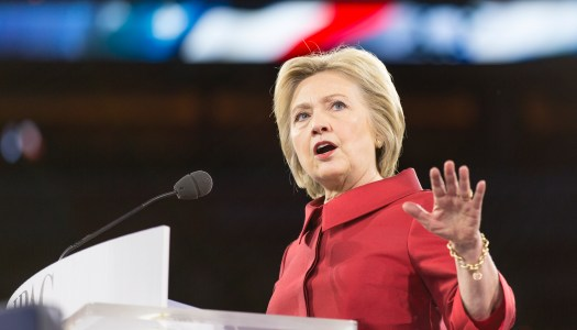 Clinton's nomination sets precedent for women