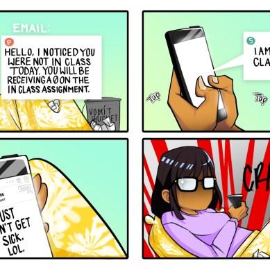 Professor sympathy