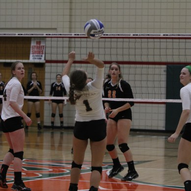 Volleyball advances to third round of NCAA tourney