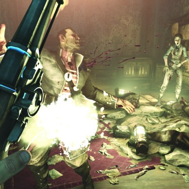 Game Corner: Dishonored 2