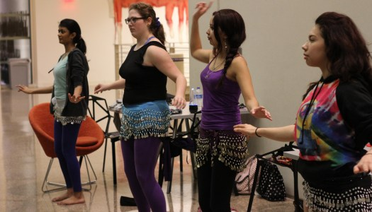 Dance group fosters culture of confidence