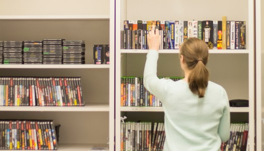 ATEC game library reopens