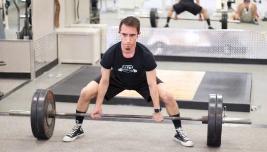 Powerlifting promotes self-improvement