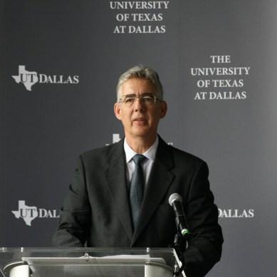 Q&A: Mark Spong | Dean of ECS