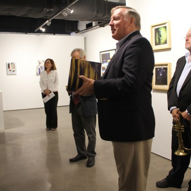 New art gallery showcases alumni