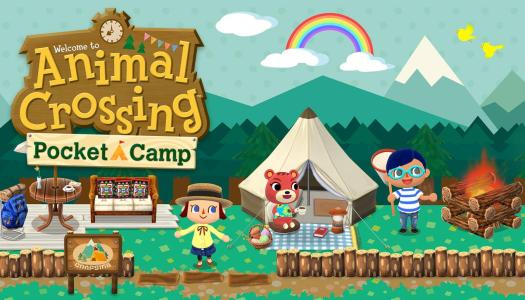 New 'Pocket Camp' game returns to roots