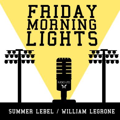 Friday Morning Lights 2/2/18