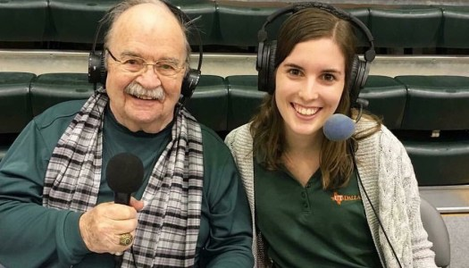 Broadcaster gets call-up