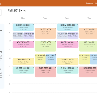 App helps students track class openings