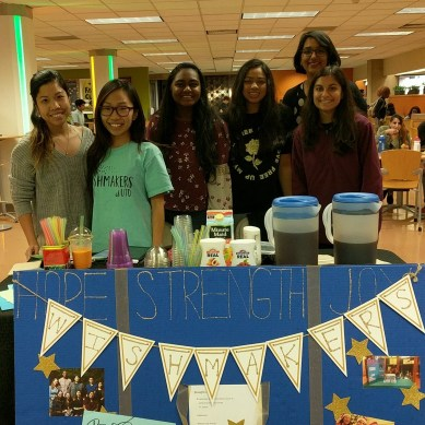 Club helps young patients