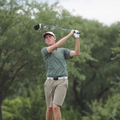 Golf team hopeful for spring semester