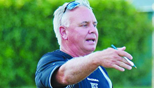 Former men's soccer coach inducted into Hall of Honors