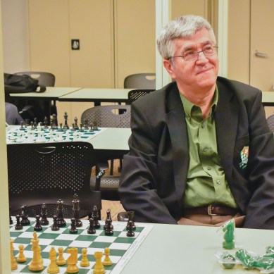 Long-time chess team coach set to retire