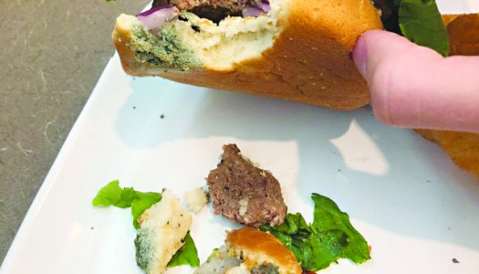 Students report raw, moldy food at on-campus eateries