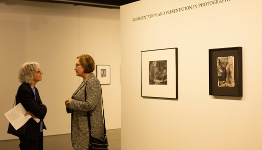 Art exhibit helps viewers understand aesthetics, dialogue behind photos