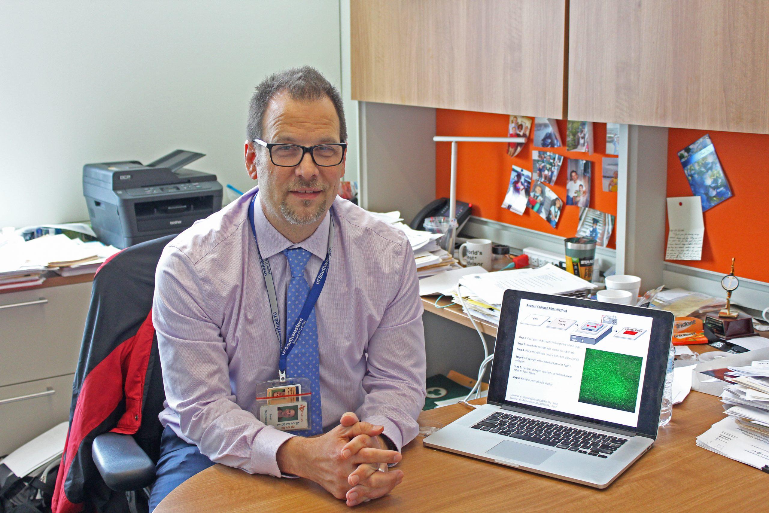 Researchers Develop Eye Healing Model
