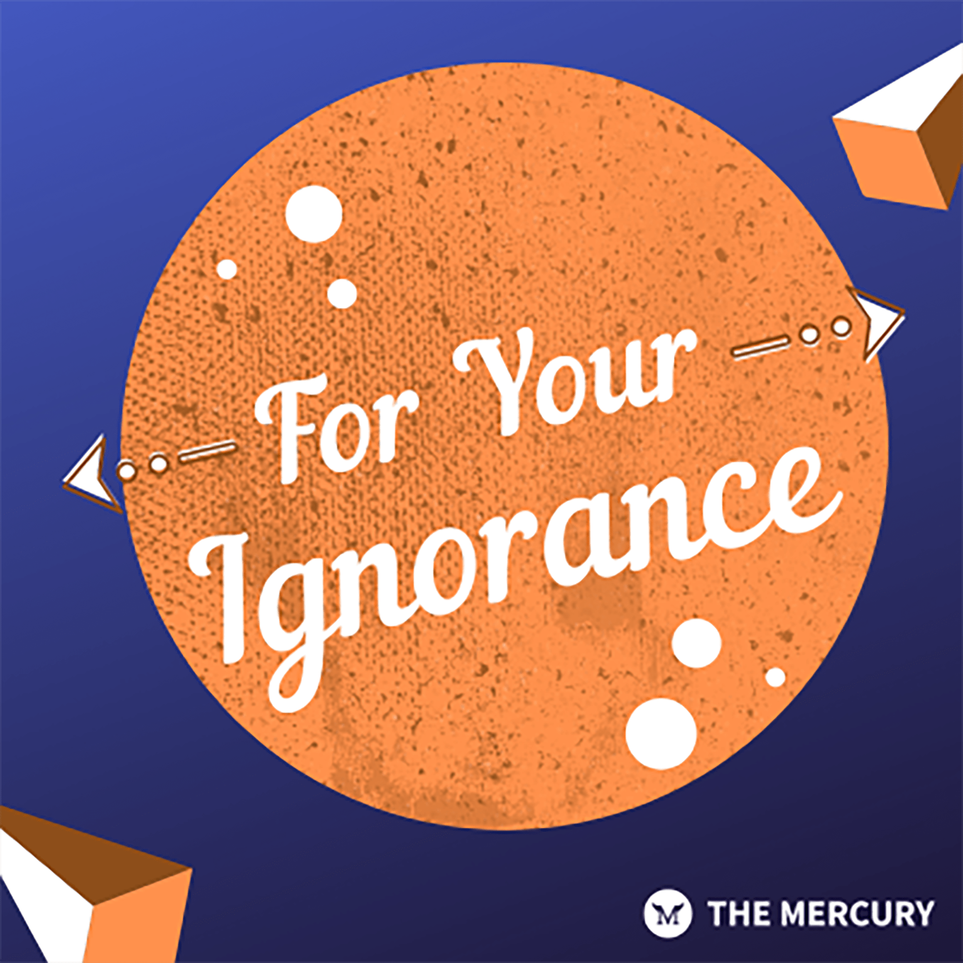 For Your Ignorance: 10/27/20
