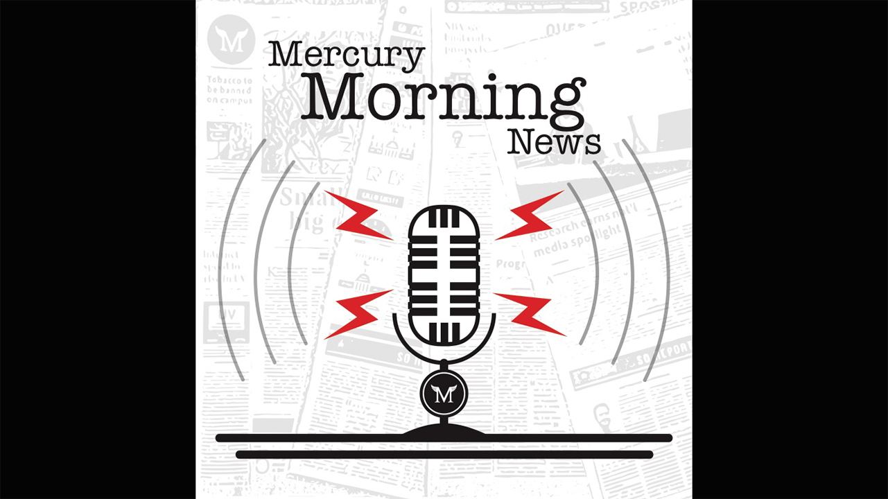 Mercury Morning News – July 29, 2020