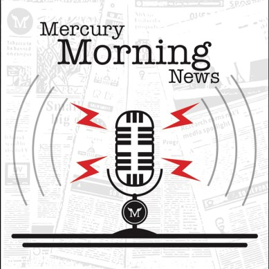 Mercury Morning News – September 17, 2020