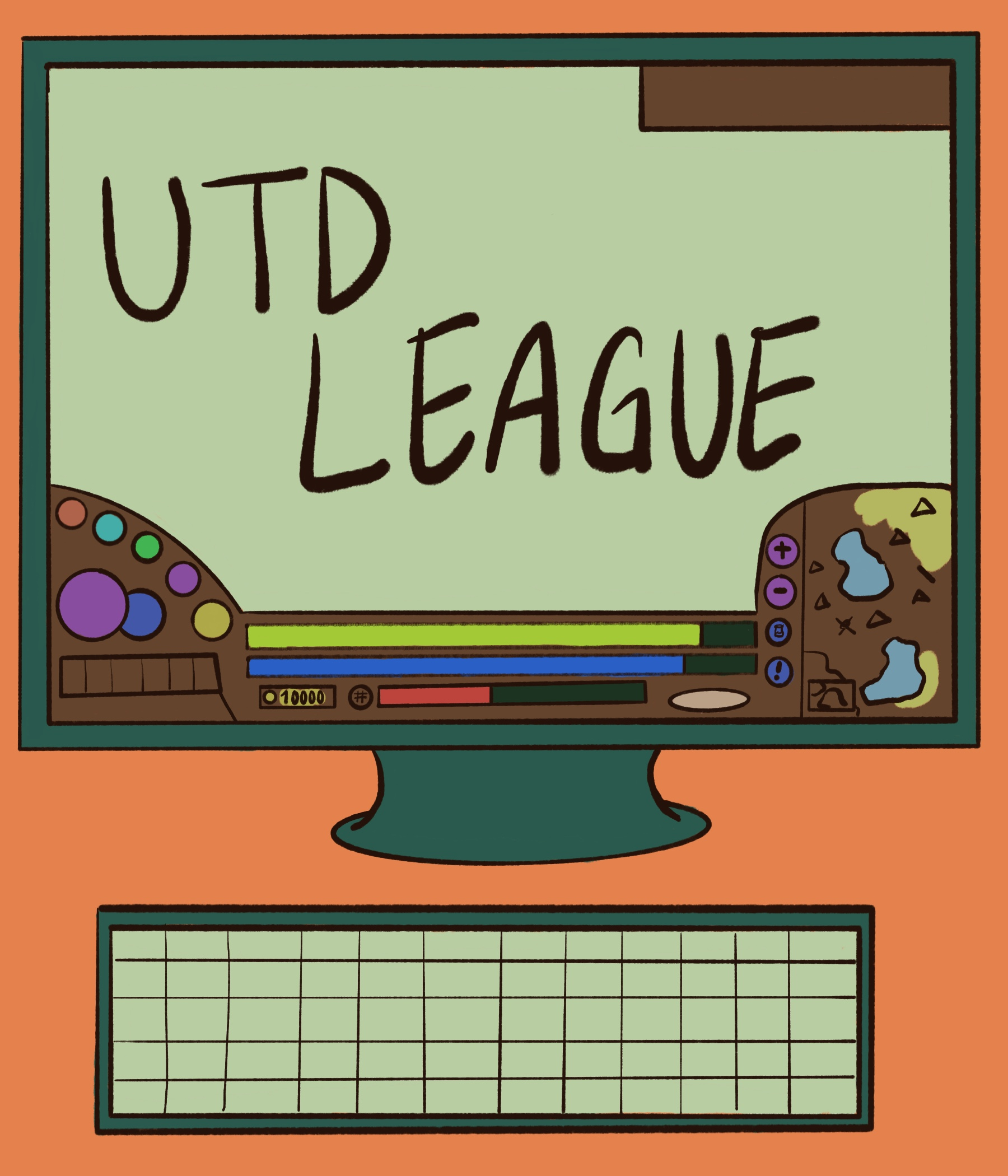 """League of Legends"" club create the UTD League Championship Series"